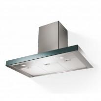 Faber STILUX EG8 X/V A90 nerez / černé sklo