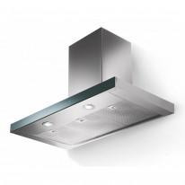 Faber LOOK BRS X/V A90 nerez / černé sklo