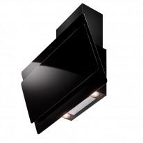 Faber COCKTAIL EV8 BK A80  - komínový odsavač, černá / černé sklo, šířka 80cm