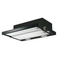 Faber Flexa GLASS BK A60 černá / lišta černé sklo + Akce 5 let záruka zdarma