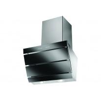Faber Orizzonte Plus Vetro EG8 X/V A60 nerez / černé sklo