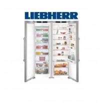 Liebherr SBSef 7242 Americká lednička A++, NoFrost