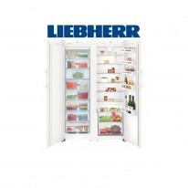 Liebherr SBS 7242 Americká lednička A++, NoFrost