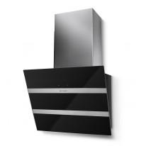 Faber STEELMAX EG8 BK/X A55 černá / černé sklo + Akce 5 let záruka zdarma