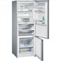 Siemens KG56FSB40 noFrost, Kombinace chladnička/mraznička barva: černá