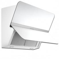 Falmec FLIPPER DESIGN Wall - nástěnný odsavač, 55 cm, 800 m3, bílé matné sklo