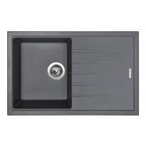 Set Sinks BEST 780 Titanium+MIX 350P