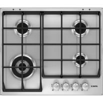 AEG Mastery HG654550SM plynová varná deska, nerez, šířka 60 cm