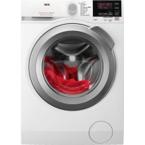 AEG L6FBG68SC ProSense® pračka, kapacita praní 8 kg, 1600 otáček, A+++-30 %