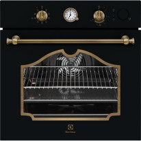 Electrolux EOB6220AOR 700 PRO SteamCrisp parní trouba, Rococo , A