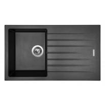 Sinks Sinks PERFECTO 860 Metalblack