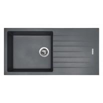 Set Sinks PERFECTO 1000 Titan.+MIX3PGR