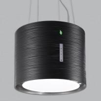 Falmec TWISTER E-ION ostrůvkový 45 cm černý 450 m3/h