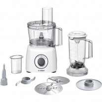 Bosch MCM3200W Kompaktní kuchyňský robot příkon: 800 W bílá / šedá
