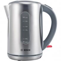 Bosch TWK7901 varná konvice CompactClass nerez, světle šedá