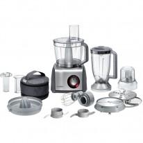 Bosch MCM68861 Kompaktní kuchyňský robot příkon: 1250 W šedá / nerez