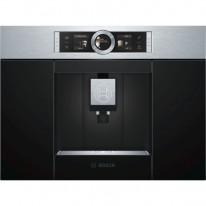Bosch CTL636ES1 plně automatický kávovar nerez, černá