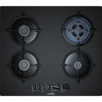 Bosch PNH6B6B10 plynová varná deska, černá, 60 cm - Novinky