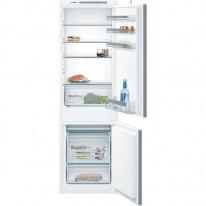 Bosch KIV86VS30 vestavná kombinace chladnička/mraznička, pojezdy, A++