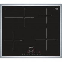 Bosch PIF645FB1E indukční varná deska s rámečkem, 60 cm, černá
