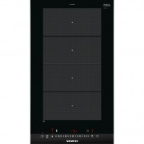 Siemens EX375FXB1E indukční deska, domino, fazetový design, 30 cm