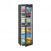 Liebherr FKDV 4523 prosklená chladnička s ventilátorem, černá