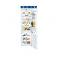 Liebherr SICN 3386 vestavná chladnička/mraznička, NoFrost, A++ + Akce 5 let záruka zdarma