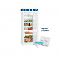 Liebherr GN 2723 + spořící přepážka, skříňový mrazák, NoFrost, A+ + Akce 5 let záruka zdarma
