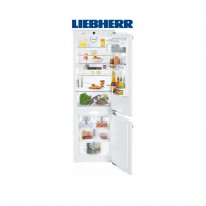 Liebherr ICN 3386 vestavná chladnička/mraznička, NoFrost, IceMaker, A++