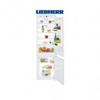 Liebherr ICUNS 3324 vestavná chladnička/mraznička, NoFrost, A++ + Akce 5 let záruka zdarma