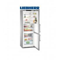 Liebherr CBNPes 5758 kombinovaná chladnička/mraznička, BioFresh, NoFrost, SmartSteel, A+++ + Akce 5 let záruka zdarma