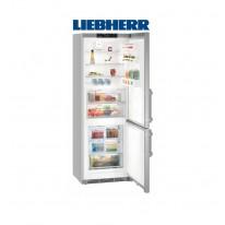 Liebherr CBNef 5715 kombinovaná chladnička/mraznička, NoFrost, BioFresh, Smart Steel, A+++ - 5 let záruka