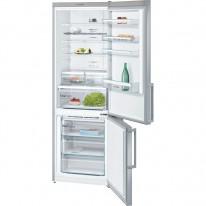 Bosch KGN49XI40 kombinovaná chladnička/mraznička, NoFrost, VitaFresh, nerez, A+++