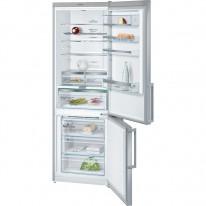 Bosch KGN49AI31 kombinovaná chladnička/mraznička, NoFrost, VitaFresh, nerez, A++