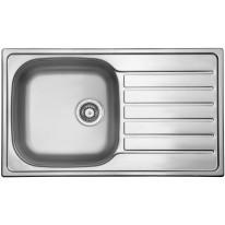 Sinks HYPNOS 860 V 0,8mm leštěný