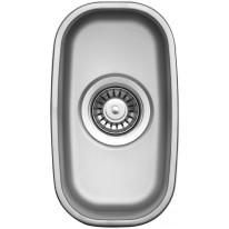 Sinks Sinks UNDERMOUNT 195 V 0,6mm matný