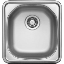 Sinks COMPACT 435 V 0,5mm matný