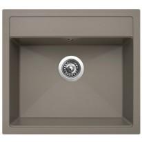 Set Sinks SOLO 560 Truffle+MIX 3P GR