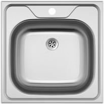 Sinks CLASSIC 480 V 0,6mm matný