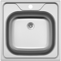 Sinks CLASSIC 480 V 0,8mm leštěný