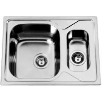 Sinks Sinks OKIOPLUS 650.1 V 0,7mm texturovaný