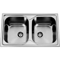 Sinks Sinks OKIOPLUS 800 DUO V 0,7mm texturovaný
