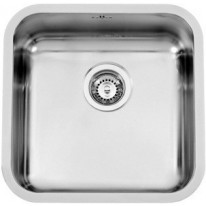 Sinks BAHIA 440 V 0,8mm trojmontáž leštěný