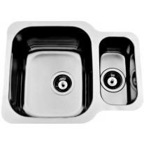 Sinks Sinks DUO 571.1 V 1,0mm otočný leštěný