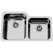 Sinks Sinks DUO 755 V 1,0mm pravý leštěný