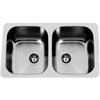 Sinks Sinks DUO 765 V 1,0mm leštěný