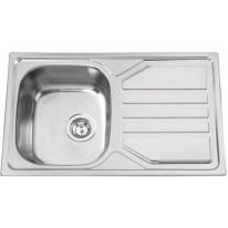 Sinks Sinks OKIO 800 V 0,6mm texturovaný