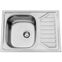 Sinks Sinks OKIO 650 V 0,6mm matný