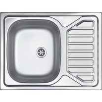 Sinks Sinks OKIO 650 V 0,6mm texturovaný