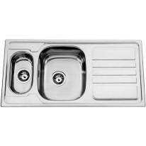 Sinks Sinks OKIO 1000.9 V 0,7mm leštěný